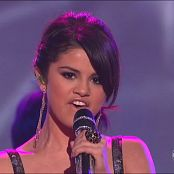 Selena Gomez Falling Down Live DWTS 2009 HD Video