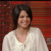 Selena Gomez Interview Regis & Kelly 2009 HD Video