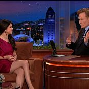 Selena Gomez Interview Conan 2009 HD Video