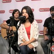 Selena Gomez Round and Round Live Radio Disney 2010 HD Video