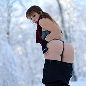 Ariel Rebel Winter Nudes Picture Set 002