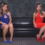 AstroDomina Twin Sister JOI HD Video