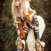 Danielle Beaulieu February Mixed Cosplay Picture Set