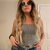 Kalee Carroll OnlyFans Casual Outfit Tease HD Video