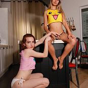 MarvelCharm Anna & Anisa Catch Us Picture Set