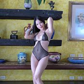 Susana Medina Black Bodysuit TCG 4K UHD & HD Video 024