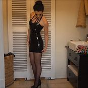 Young Goddess Kim Latex Privileged Sneak Peek HD Video