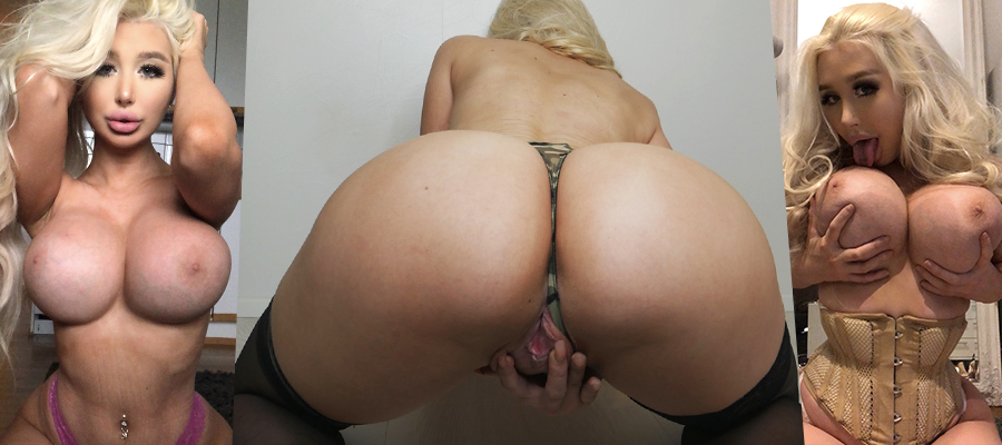 Amanda Toy OnlyFans Pictures & Videos Complete Siterip