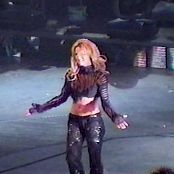 Britney Spears Dream Within a Dream Tour Las Vegas Night 2 AI Enhanced HD Video