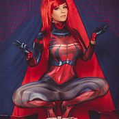 Danielle Beaulieu Scarlet MJ Picture Set