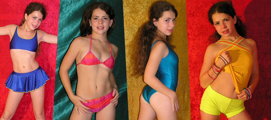 Ludana Model Picture Sets Complete Siterip
