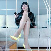 Goddess Kim Prisoner For Potent Pantyhose HD Video