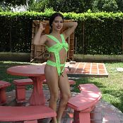 Alexa Lopera Green Mini TCG 4K UHD & HD Video 016