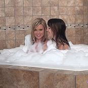 Andi Land & Madden Bubble Bath With Madden HD Video