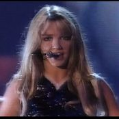 Britney Spears Baby ancora una volta Live WMA 1999 Video HD