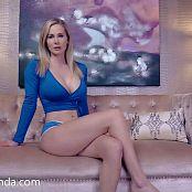 Goddess Amanda Keep Calm CEI HD Video