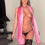Nikki Sims Scarf Uncut HD Video