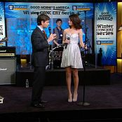 Selena Gomez Naturally Live GMA 2010 HD Video