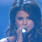 Selena Gomez A Year Without Rain Live Peoples Choice Awards 2011 HD Video