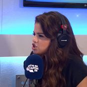 Selena Gomez Said What Capital FM Inteview HD Video