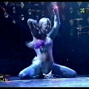 Britney Spears Crazy Live OIDIA Tour Manchester Video