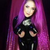 Latexbarbie Shine Me Up & Ruin It HD Video