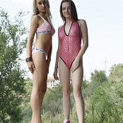 MarvelCharm Anna & Anisa Pink Duo Picture Set