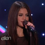Selena Gomez Love You Like A Love Song Live Ellen 2011 HD Video