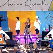 Ariana Grande Live Good Morning America 2016 HD Videos