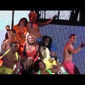 Britney Spears Femme Fatale Tour Live Peru HD Video