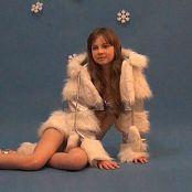 Fashion Land Bella Beauty In Fur HD Video