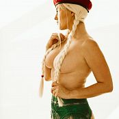 Meg Turney KSK Cammy Topless Picture Set