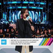 Selena Gomez We Day ABC 2019 HD Video