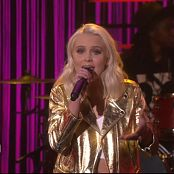 Zara Larsson Never Forget You Live Ellen 2016 HD Video