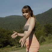 Ariel Rebel Nude In Nature HD Video