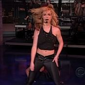 Britney Spears 4 U Live Late Show HD Video