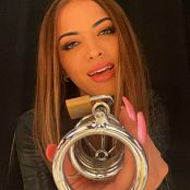 Crystal Knight Long Term Chastity Edging Tease 4K UHD Video
