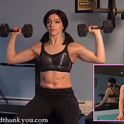 Mandy Marx A Very Dedicated Trainer HD Video