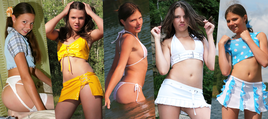 Sandra Teen Model Remastered Picture Sets Complete Siterip