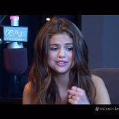 Selena Gomez Billboard Women In Music HD Video