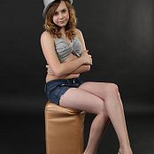 Silver Jewels Madison Denim Shorts Picture Set 001