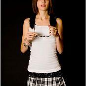 TeenModelingTV Chloe Schoolgirl Picture Set