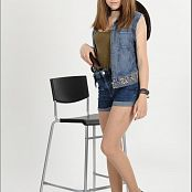 TeenModelingTV Madison Denim Picture Set