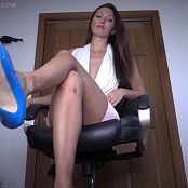 Bratty Bunny High Heel JOI HD Video