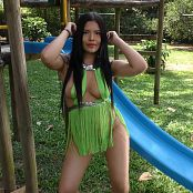 Glenda Green String Dress TCG Bonus Level 3 4K UHD & HD Video 015