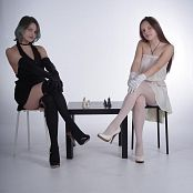MarvelCharm Lena & Nika Chessmate Picture Set