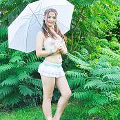 Silver Starlets Kleofia White Lace Picture Set 006
