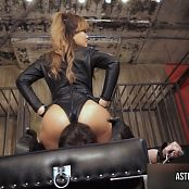 AstroDomina Leather Facesitting HD Video