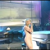 Britney Spears Im Not A Girl Not Yet A Woman Live AMA 2002 HD Video