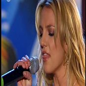 Britney Spears Im Not a Girl Not Yet A Woman Live Wetten Dass Video